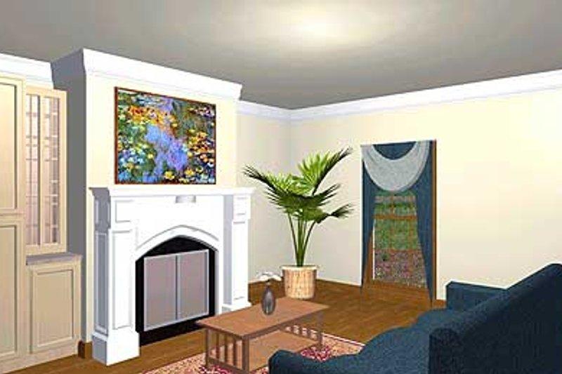 Traditional Photo Plan #44-150 - Houseplans.com