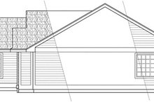 Traditional Exterior - Other Elevation Plan #124-291
