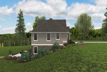 Dream House Plan - Craftsman Exterior - Other Elevation Plan #48-970