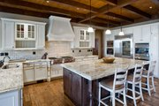 Craftsman Style House Plan - 3 Beds 2.5 Baths 3780 Sq/Ft Plan #132-207 Interior - Kitchen