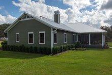 Ranch Exterior - Rear Elevation Plan #1058-173