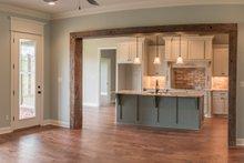 Craftsman Interior - Family Room Plan #430-152