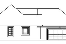 Home Plan - European Exterior - Other Elevation Plan #124-476