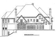 European Style House Plan - 5 Beds 4.5 Baths 4515 Sq/Ft Plan #119-261