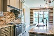 European Style House Plan - 4 Beds 2.5 Baths 2399 Sq/Ft Plan #430-142 Interior - Kitchen