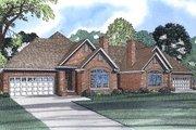 European Style House Plan - 3 Beds 2 Baths 3308 Sq/Ft Plan #17-1058