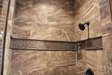 Dream House Plan - European Interior - Master Bathroom Plan #17-2499