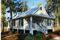 Cottage Style House Plan - 3 Beds 2 Baths 1025 Sq/Ft Plan #536-3 Photo