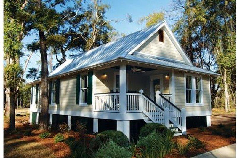 House Plan Design - Cottage Photo Plan #536-3