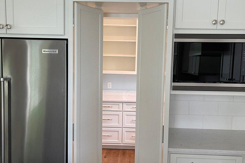House Plan Design - Craftsman Interior - Kitchen Plan #437-122