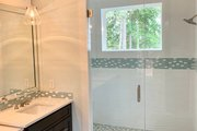 Craftsman Style House Plan - 4 Beds 4 Baths 3869 Sq/Ft Plan #437-104 Interior - Master Bathroom