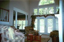 Home Plan - Colonial Photo Plan #119-128