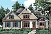 Traditional Style House Plan - 4 Beds 3 Baths 2855 Sq/Ft Plan #927-26 Exterior - Front Elevation