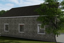 Dream House Plan - Traditional Exterior - Other Elevation Plan #1060-85