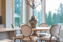 European Interior - Dining Room Plan #48-650