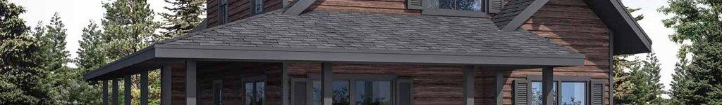 Rustic Wrap Around Porch House Plans, Floor Plans & Designs