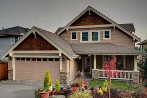 Craftsman Photo Plan #132-187