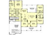 Farmhouse Style House Plan - 3 Beds 2.5 Baths 2570 Sq/Ft Plan #430-196