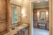 Farmhouse Style House Plan - 4 Beds 4.5 Baths 3292 Sq/Ft Plan #928-10 Interior - Master Bathroom