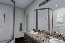 Dream House Plan - Ranch Interior - Master Bathroom Plan #1060-12