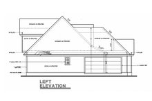 Home Plan - Country Exterior - Other Elevation Plan #20-262