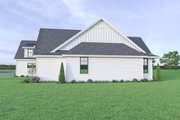 Contemporary Style House Plan - 3 Beds 3.5 Baths 2489 Sq/Ft Plan #1070-86