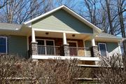 Craftsman Style House Plan - 2 Beds 2 Baths 1311 Sq/Ft Plan #44-225