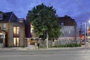 Modern Style House Plan - 1 Beds 1 Baths 705 Sq/Ft Plan #905-1