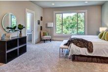 Dream House Plan - Prairie Interior - Master Bedroom Plan #1066-72