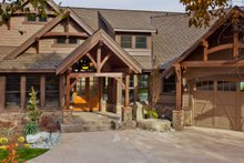 House Plan Design - Craftsman Home Plan