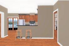 Country Interior - Kitchen Plan #44-191
