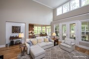 Craftsman Style House Plan - 3 Beds 2.5 Baths 2592 Sq/Ft Plan #929-833 Interior - Other