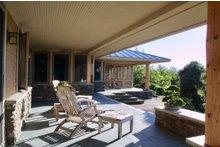 Prairie Exterior - Outdoor Living Plan #454-5