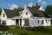 Farmhouse Style House Plan - 4 Beds 3.5 Baths 2514 Sq/Ft Plan #51-1143