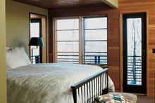 Contemporary Interior - Bedroom Plan #573-2