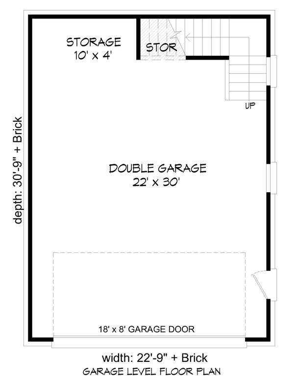 Dream House Plan - Country Floor Plan - Main Floor Plan #932-283