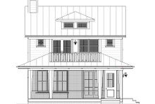 Farmhouse Exterior - Front Elevation Plan #901-140