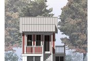 Cottage Style House Plan - 2 Beds 1 Baths 672 Sq/Ft Plan #536-4 Photo