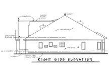 Dream House Plan - European Exterior - Other Elevation Plan #20-1822