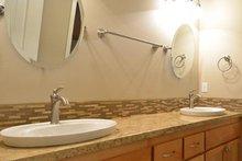 House Plan Design - Craftsman Interior - Bathroom Plan #124-1211