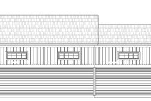 Dream House Plan - Country Exterior - Other Elevation Plan #932-260