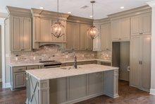Home Plan - Ranch Interior - Kitchen Plan #430-169