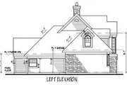 Country Style House Plan - 3 Beds 3 Baths 1882 Sq/Ft Plan #120-148