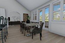 House Plan Design - Traditional Interior - Dining Room Plan #1060-61