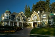 Traditional Style House Plan - 4 Beds 6 Baths 7900 Sq/Ft Plan #132-216