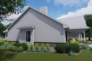 Farmhouse Style House Plan - 3 Beds 2.5 Baths 2270 Sq/Ft Plan #120-256 Exterior - Other Elevation
