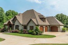 Home Plan - Craftsman Exterior - Front Elevation Plan #17-3391