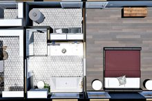 Home Plan - Cottage Interior - Master Bedroom Plan #44-247