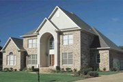 European Style House Plan - 4 Beds 3 Baths 2978 Sq/Ft Plan #20-286 Photo