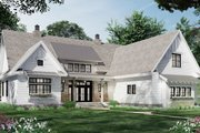 Farmhouse Style House Plan - 3 Beds 2.5 Baths 2136 Sq/Ft Plan #51-1164 Exterior - Front Elevation